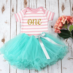 Baby's First Birthday Party Tutu Outfit