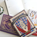 Modern Classic Book Themed Diary Or Notebook