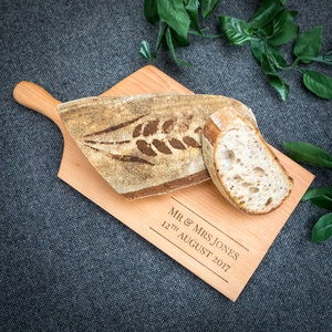 Personalised Wooden Serving Board - view all new