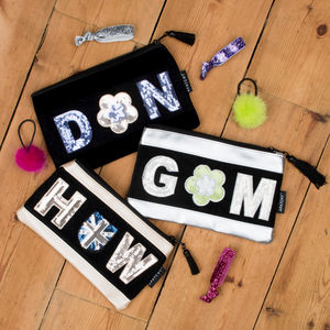 Personalised Small Pencil Cases - personalised