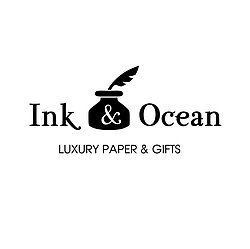 ink and ocean logo
