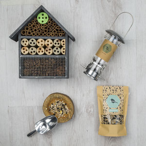 Insect And Bird Seed Gift Box - birds & wildlife