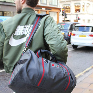 Personalised Holdall For Men