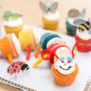 Personalised Children's Caterpillar Bake And Craft Kit