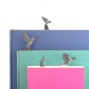 Tropical Jungle Bird Bookmarks
