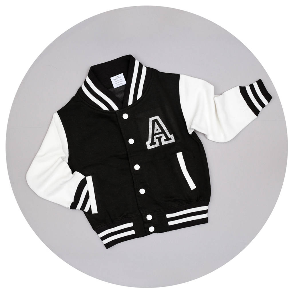 Custom Made Malcolm High School Letterman Jacket Designed at