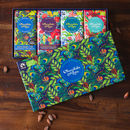 Rich Dark Organic Fairtrade Mixed Chocolate Gift Box