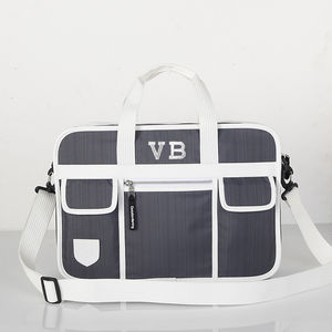 Shoulder Bag With Personalised Initials