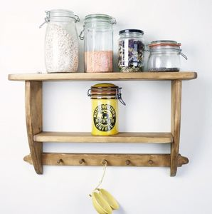 Country Cottage Shelf - living room