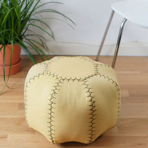Sunny Side Up - footstools & pouffes