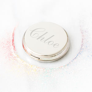 Maisie Personalised Hand Mirror - health & beauty sale