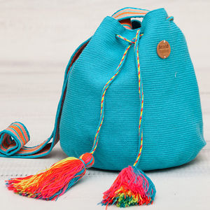 Crossbody Guacamaya Luxury Bag