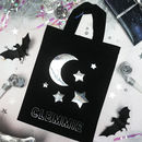 Personalised Holographic Moon And Stars Bag