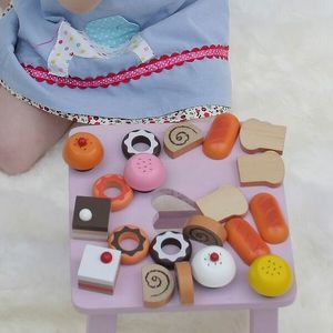 Toy Cakes And Buns Set - pretend play & dressing up