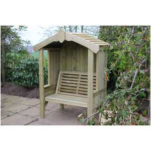 Garden Arbour Two Seater - garden structures