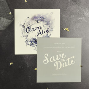 Magical Wedding Save The Date