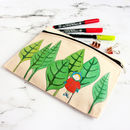 Personalised Red Riding Hood Pencil Case