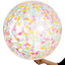 Tropical Confetti Giant Balloon