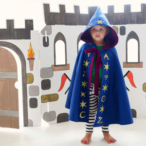 Wizard Cloak - new in christmas