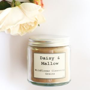 Wildflower Cleansing Face Scrub And Masque