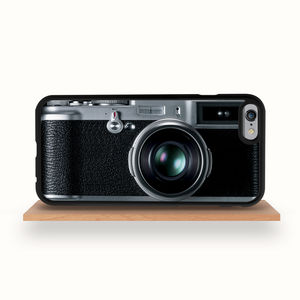 Retro Camera iPhone Case For All iPhone Models - tech accessories for her