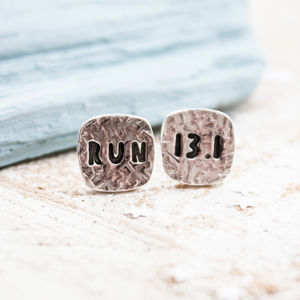 Runners Earrings