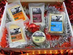 Organic Christmas Gift Selection