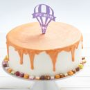 Hot Air Balloon Cake Decorating