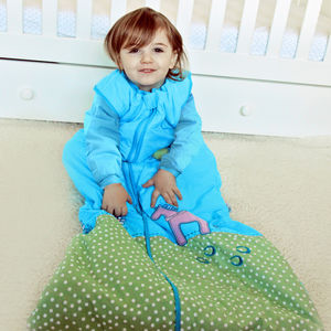 Winter Sleeping Bag With Sleeves Pony - baby sleeping bags