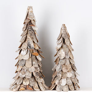 Scandi Style Birch Alternative Christmas Tree - christmas trees