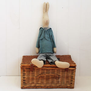 Giant Sailor Rabbit Toy - baby toys