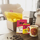 'Positive Vibes Only' Coffee And Mug Gift Box