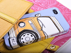 Camper Van Case Personalised Phone Case - phone covers & cases