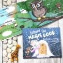 Personalised 'Behind The Magic Door' Book