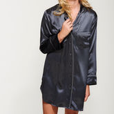 Silk Nightshirt - accessories