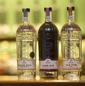 The History Of Gin Walking Tour For One - classes & experiences