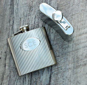 Personalised Sports Hip Flask - hip flasks