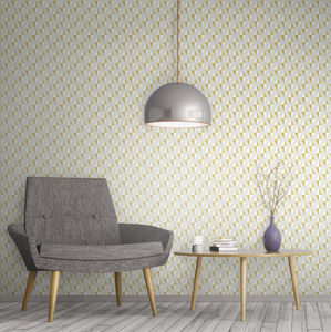 Diamonds Geometric Wallpaper - home decorating