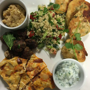 Mediterranean Street Food Cookery Class - food & drink