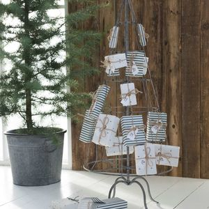 Alternative Christmas Tree Advent Countdown - advent calendars