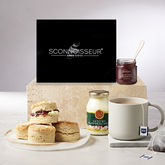 Cream Tea And Scones Gift Box - mum loves