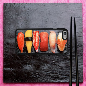 iPhone Case Sushi - gifts for friends