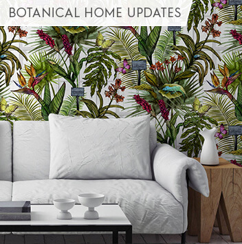 botanical home updates
