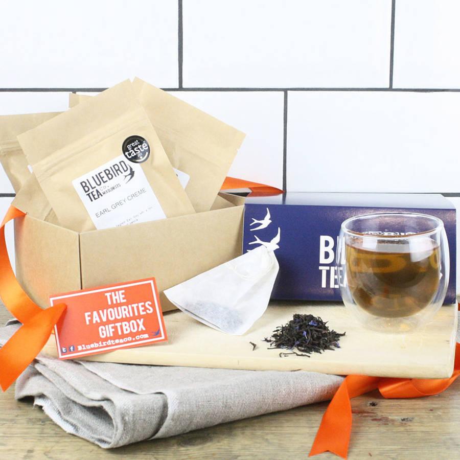 'The Favourites' Tea Gift Box