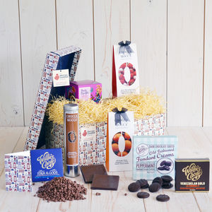 Divinely Decadent Chocolate Hamper - hampers