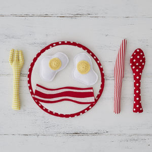 Toy Breakfast Set - baby & child sale
