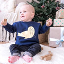 Walrus Childrens Winter Christmas Jumper