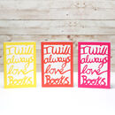 I will always love books 3 colours