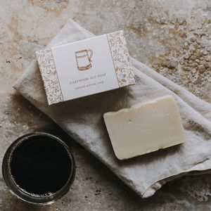 Dartmoor Ale Soap - the apothecary