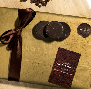 Classic Hot Chocolate Gift Box - teas, coffees & infusions